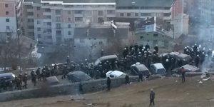 Cerattepe'ye 'sabah saldırısı': Polis yetmedi, bu kez jandarma