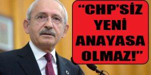 CHP liderinden 3 önemli mesaj