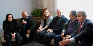 CHP'den Dilek Doğan ziyareti