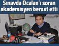 Öcalan'ın metinlerini sınavda soran Barış Ünlü'ye beraat