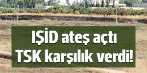 IŞİD Carablus'tan askerlere ateş açtı, Karkamış'a 2 havan düştü