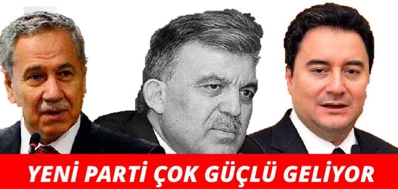 AKP bölünüyor mu?