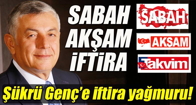Havuz Medyasının Hedefi Şükrü başkan!