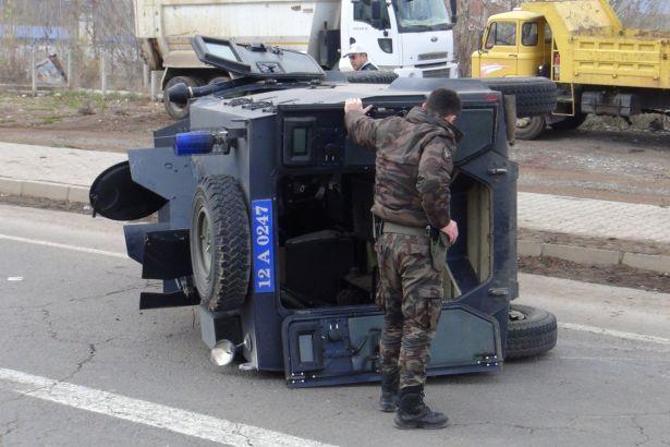 İdil'de polis hayatını kaybetti