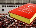 AKP'den 100 maddelik Anayasa taslağı