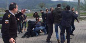 'kurtarın bizi' çığlığına giden öğrencilere müdahale