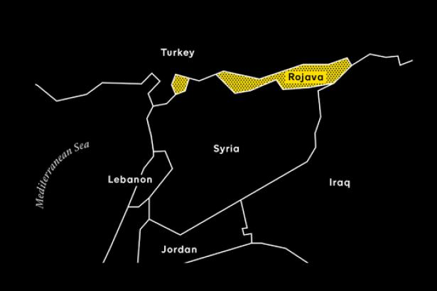 Kuzey Suriye Federasyonu ilan ediliyor