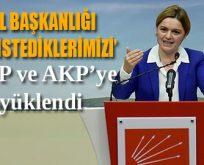 CHP 'Hodri meydan' dedi