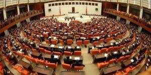 Meclis'teki fezleke dağılımı