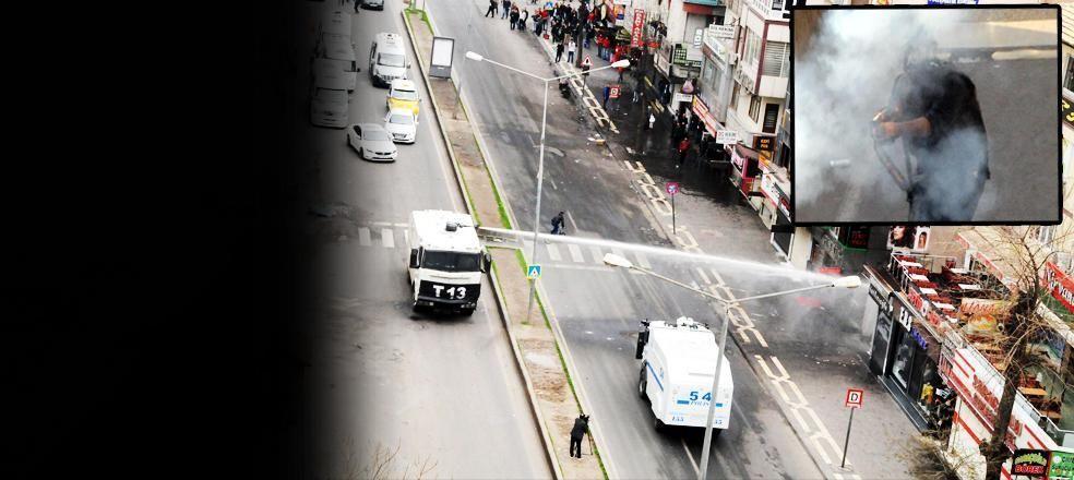 Sur yürüyüşüne polisten gazlı müdahale: HDP'li yönetici yaşamını yitirdi