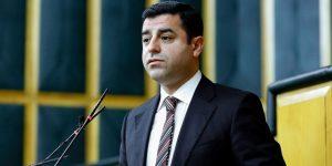 Demirtaş'tan fezleke açıklaması: Bir tek örgüte üyeyiz