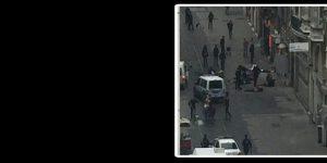İstiklal Caddesi'nde canlı bomba saldırısı: 2 ölü, çok sayıda yaralı
