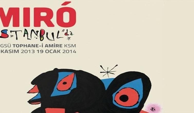 Ressam Joan Miro'nun Türkiye'deki sahte sergisine 4 buçuk yıl mahkumiyet