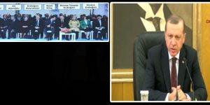 Erdoğan'dan Sarraf için ilk açıklama: Rıza Bey…