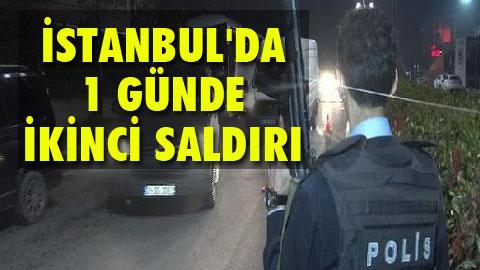 İstanbul'da adliye servisine saldırı