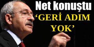 Kılıçdaroğlu: Gerekirse hapis yatarız