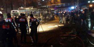 Ankara saldırısıyla ilgili flaş gelişme