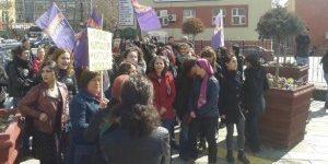 Ankaralı kadınlar yasak tanımadı