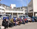 Artvin'de polis bariyerleri 36 günün sonra kalktı