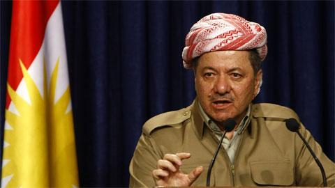Barzani'den Kürt – Türk savaşı uyarısı!