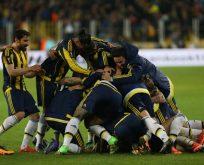 Fenerbahçe tura göz kırptı. 1-0