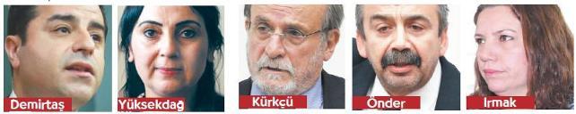 AKP, HDP'lilere 'dokunmak' için düğmeye bastı