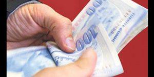 Memurun maaşı vergiyle eriyecek