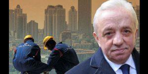 Cengiz inşaat gözünü İstanbul'a çevirdi!