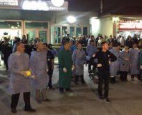 Ankara Tabip Odası yaralı listesini paylaştı