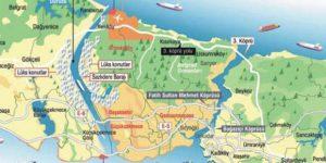 Kanal İstanbul için İmar Kanunu'na ek madde