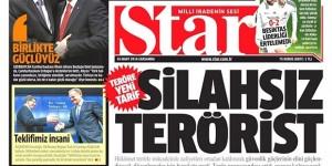 Haber ve köşe yazıları da terör kapsamına