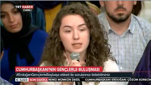 erdoğan Erdoğan'a soru soran o gençler bakın kim çıktı sema 3