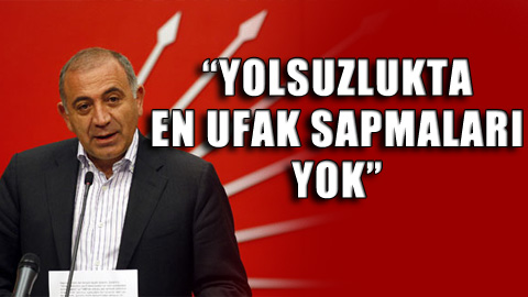 'Türkiye bağırsaklarını temizleyecek'