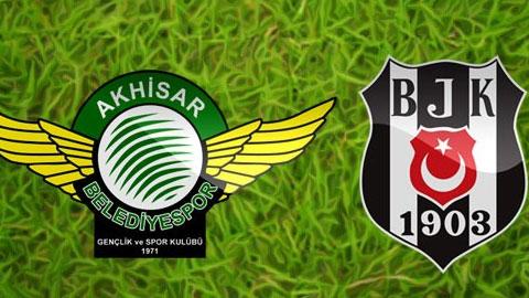 Beşiktaş, Akhisar virajında
