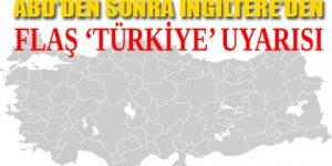 'Türkiye'de bu kentlere 10 km yaklaşmayın'