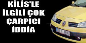 Kilis'te IŞİD taksi