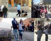 Silopi'de siviller öldü iddiası.