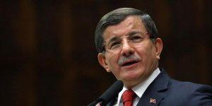 Davutoğlu 'kimlik skandalı' için CHP'yi suçladı