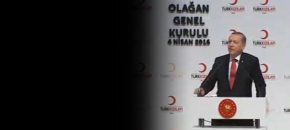 Cumhurbaşkanı Erdoğan, Başbakan Davutoğlu'nu tersledi