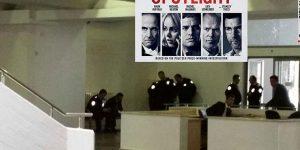 Oscar'lı 'taciz örtme' filmine Hacettepe'den sansür