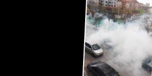 Cumhuriyet Gazetesi – Polis, Ankara'yı gaza boğdu: 10 kişi gözaltında