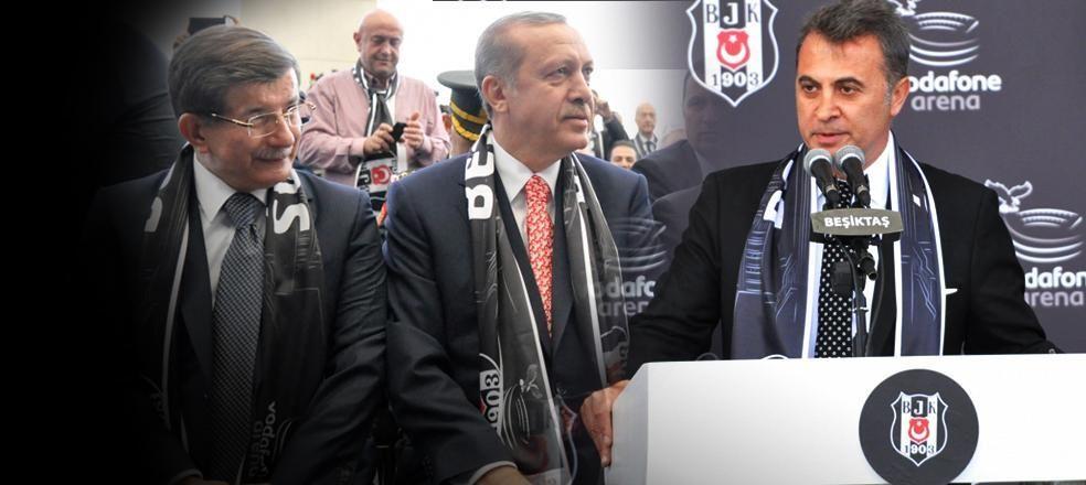 Fikret Orman Erdoğan'ı öve öve bitiremedi: Allah razı olsun efendim