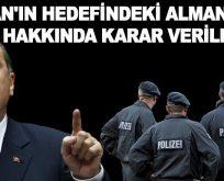 Erdoğan'ın hedefindeki Jan Böhmermann hakkında Alman polisinden karar