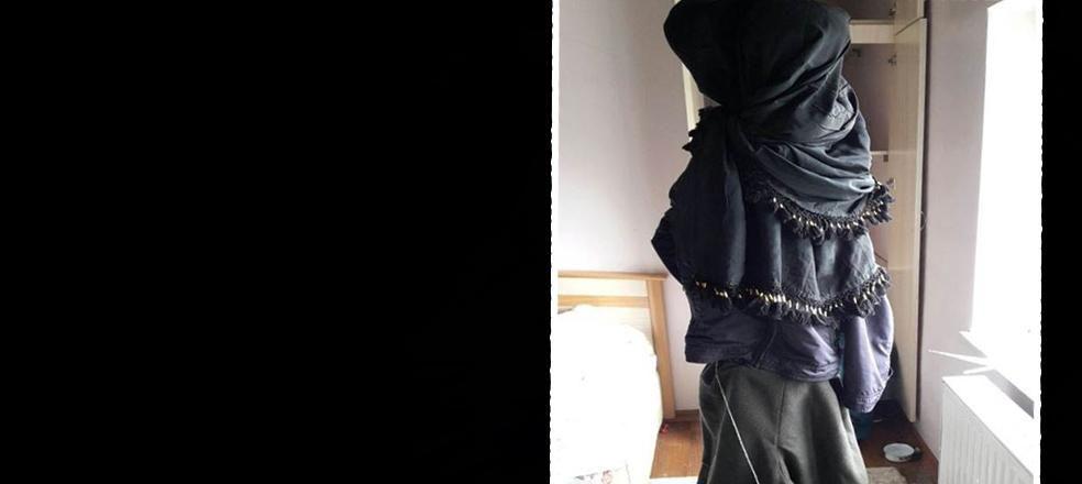 Yüksekova'daki operasyonda 'cansız manken' bulundu
