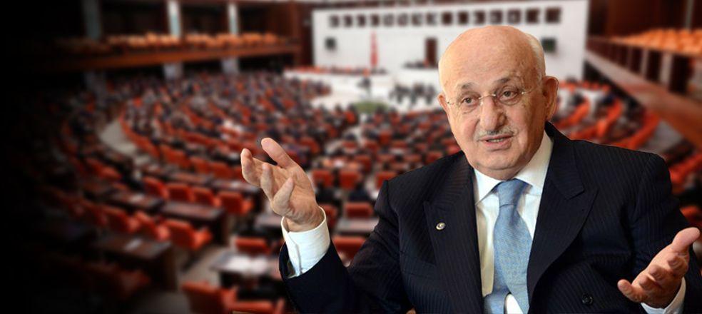 AKP ağzındaki baklayı çıkardı: Laiklik gidiyor dindar anayasa geliyor