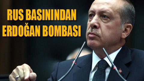 Erdoğan'ın Rusya'dan intikamı mı?