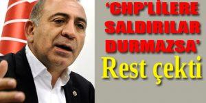 CHP'li vekil saldırıya uğradı