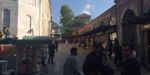 Bursa'da patlama