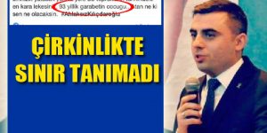 AKP'den Atatürk'e saygısızlık CHP'ye hakaret