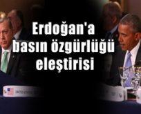 Obama: Demokrasi vaadini hatırlattım